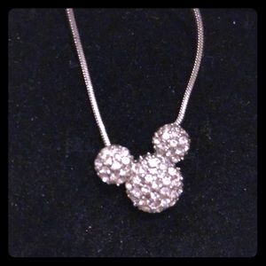 18'' Mickey Mouse Necklace